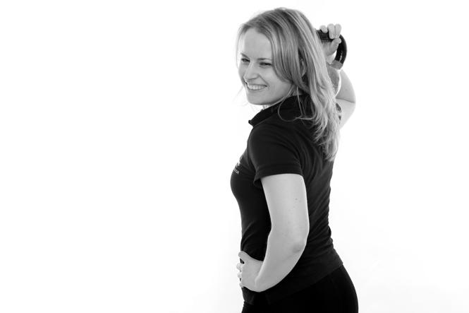 Kettlebell edzés nőknek